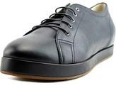 Giorgio Armani X1c104 Leather Fashion Sneakers.