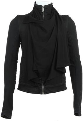 Gareth Pugh Black Cotton Jackets