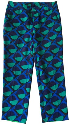Marc by Marc Jacobs Multicolour Trousers for Women
