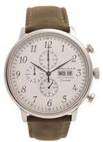Armogan - Spirit Of St. Louis Stainless-steel Watch - Mens - Khaki