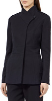 Reiss Pearla NIPPED WAIST PANELLED COAT