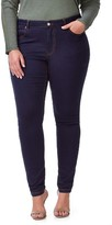Plus Size Women's Addition Elle Love And Legend Authentic Skinny Jeans