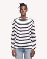 Rag & Bone Henry stripe long sleeve