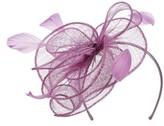 Nordstrom Women's Bow Fascinator Headband - Purple