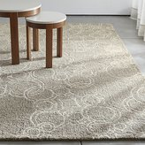 Crate & Barrel Obi Wool-Blend Rug