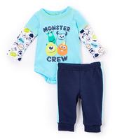 Children's Apparel Network Bodysuit & Pants - Infant