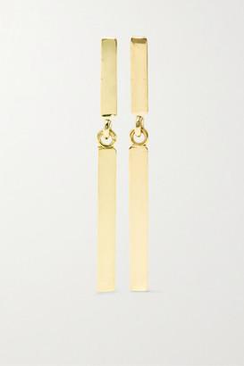 Jennifer Meyer 18-karat Gold Earrings - one size