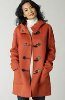 J. Jill Double-faced wool toggle coat