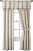 Liz Claiborne Plum Garden 2-Pack Curtain Panels