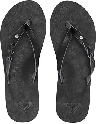 Roxy Liza II (Black/Black) Women's Sandals