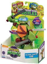 Baby Essentials Teenage Mutant Ninja Turtles Half-Shell Heroes Vehicle Talking Tech Figure - Leo