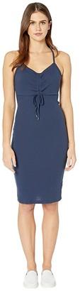 Roxy Wave Dreamer Dress (Mood Indigo) Women's Clothing