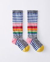 Kids Pitter Pattern Knee Socks