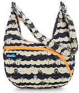 Kavu Sydney Printed Cross-Body Bag