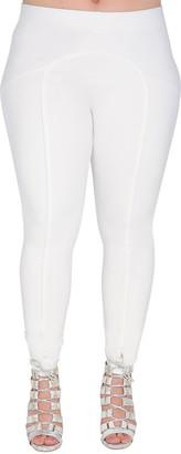 Standards & Practices Louise Ponte Knit Leggings (Plus Size)