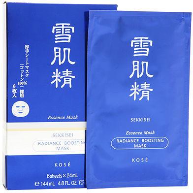 Sekkisei Radiance Boosting, Essence Mask 6 ea