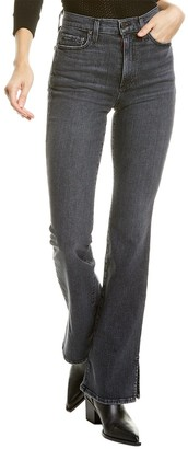 Alice + Olivia Fabulous High-Rise After Dark Baby Bootcut Jean