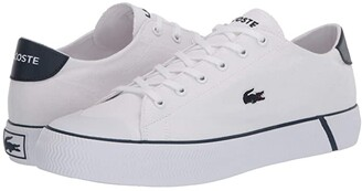 Lacoste Gripshot 120 2 (White/Navy) Women's Shoes