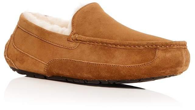 eb5d8273feb Men's Ascot Suede Slippers