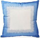 """Blissliving Home Casa Azul Bordado 18"""" Square Decorative Pillow"""