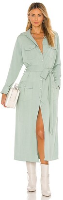 The Line By K Bree Trench Dress