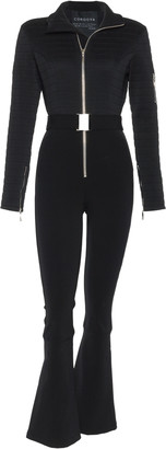 Cordova The Verbier Quilted Stretch-Shell Ski Suit