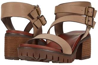 Mia Leyna (Stone) Women's Shoes