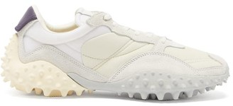 Eytys Fugu Spiked-sole Leather Trainers - White