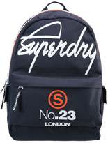 Superdry INTERNATIONAL MONTANA Rucksack international navy