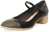 Camper Women's TWS Leather Mary Jane Pump