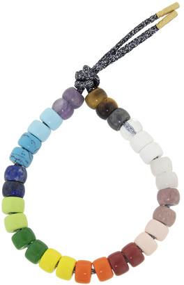Carolina Bucci FORTE Beads Rainbow Storm Bracelet Kit - Yellow Gold