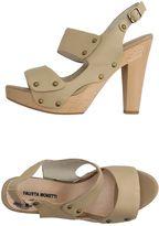 Fausta Moretti Sandals