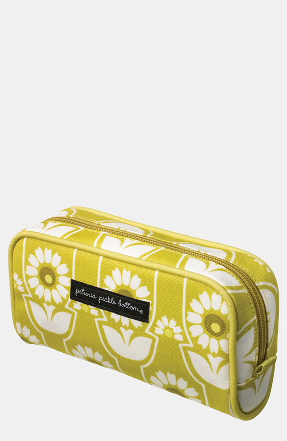 Petunia Pickle Bottom 'Powder Room' Cosmetics Case