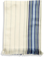 Johnstons Colored Stripe Throw