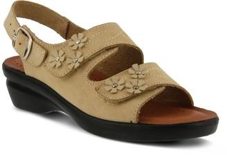 Spring Step Flexus by Ceri Women's Slingback Sandals
