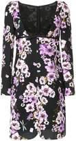 Giambattista Valli floral embroidered dress