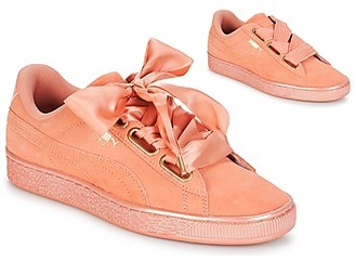 Puma Orange Trainers For Women | Shop