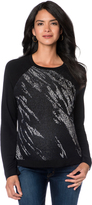 A Pea in the Pod Bcbg Max Azria Graphic Maternity Top