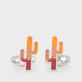 Paul Smith Men's Cactus Cufflinks