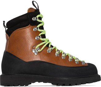 Diemme Everest leather hiking boots