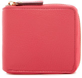 Tusk French Zip Leather Wallet