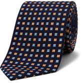 Eton Check Tie