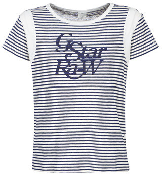 G Star Raw FIRN women's T shirt in White