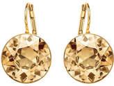Swarovski NEW Bella Golden Shadow Earrings