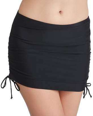 Panache Anya Solid Skirted Bikini Bottom