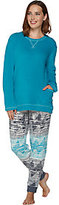 Cuddl Duds Stretch Fleece Novelty Pajama