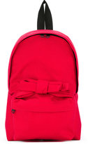 Comme des Garcons bow detail backpack - women - Nylon - One Size