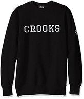 Crooks & Castles Men's Repps Sweatshirt