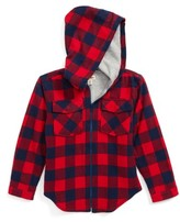 Hatley Boy's Flannel Jacket