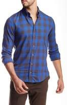 HUGO BOSS Esecrete Long Sleeve Slim Fit Shirt